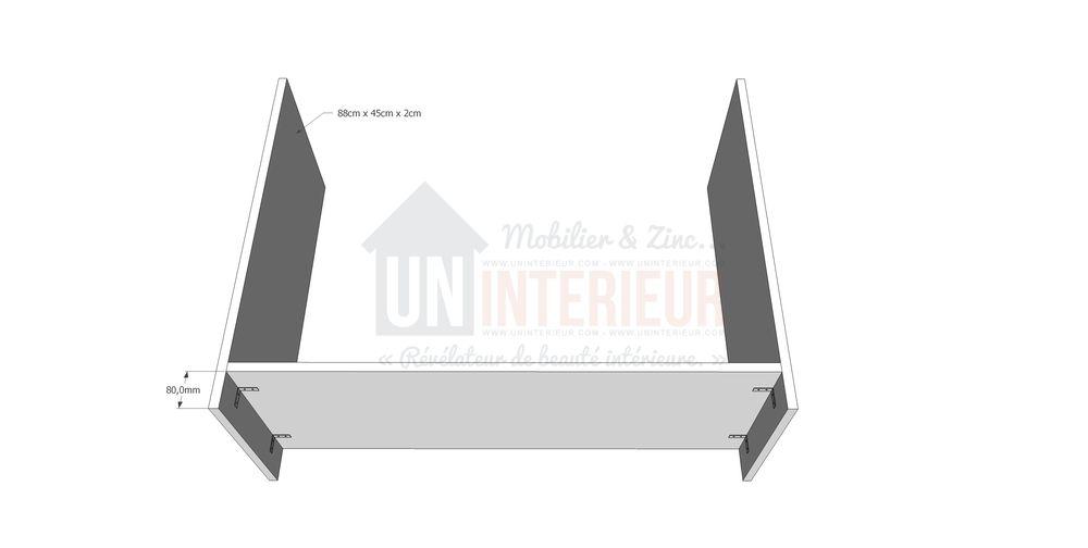 fabriquer un comptoir de cuisine en bois comptoirs conception du0027une cuisine fabriquer. Black Bedroom Furniture Sets. Home Design Ideas