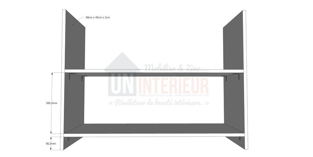 Construire Un Comptoir De Bar fabriquer un comptoir de bar : le construire en 3 étapes