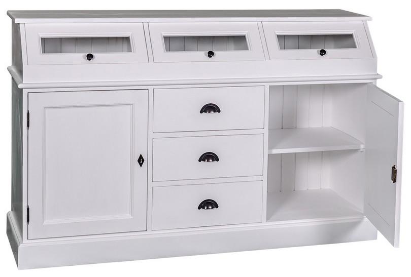 acheter meuble d 39 apothicaire 3 portes pin massif. Black Bedroom Furniture Sets. Home Design Ideas