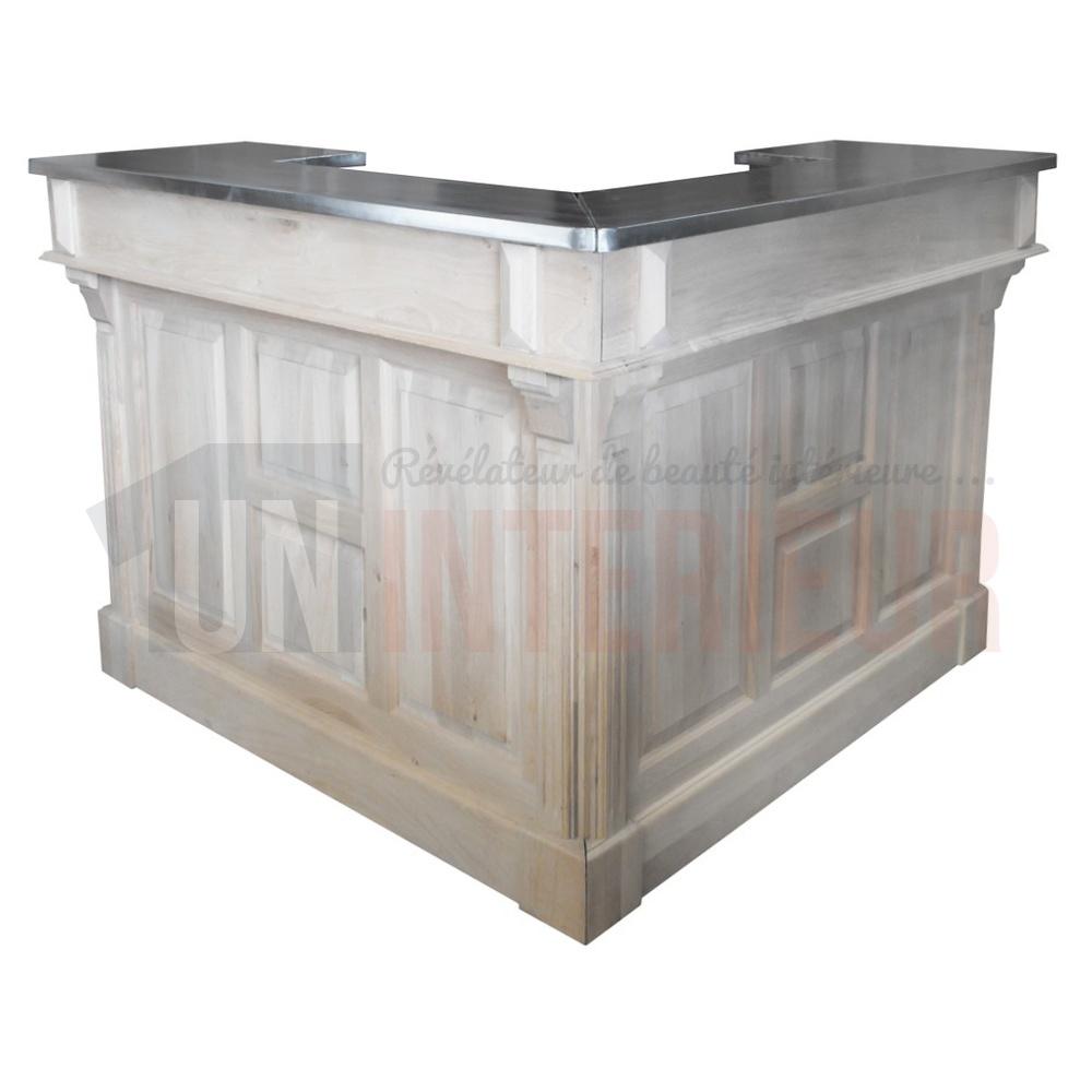 Comptoir bar cuisine meuble d angle meuble cuisine for Bar cuisine angle