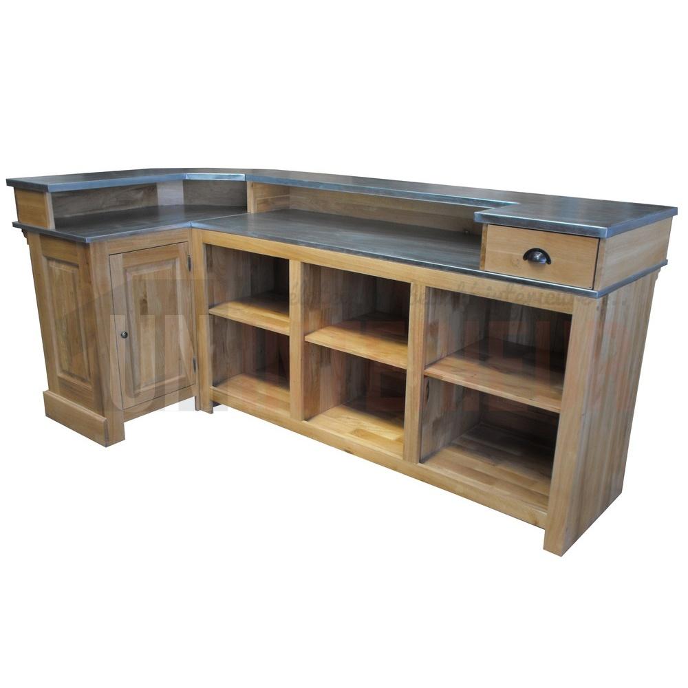 comptoir de d gustation sur mesure cave vins. Black Bedroom Furniture Sets. Home Design Ideas