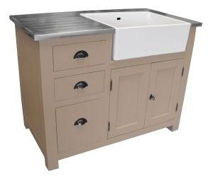 meubles en pin ch ne et zinc livr gratuitement conseils au. Black Bedroom Furniture Sets. Home Design Ideas