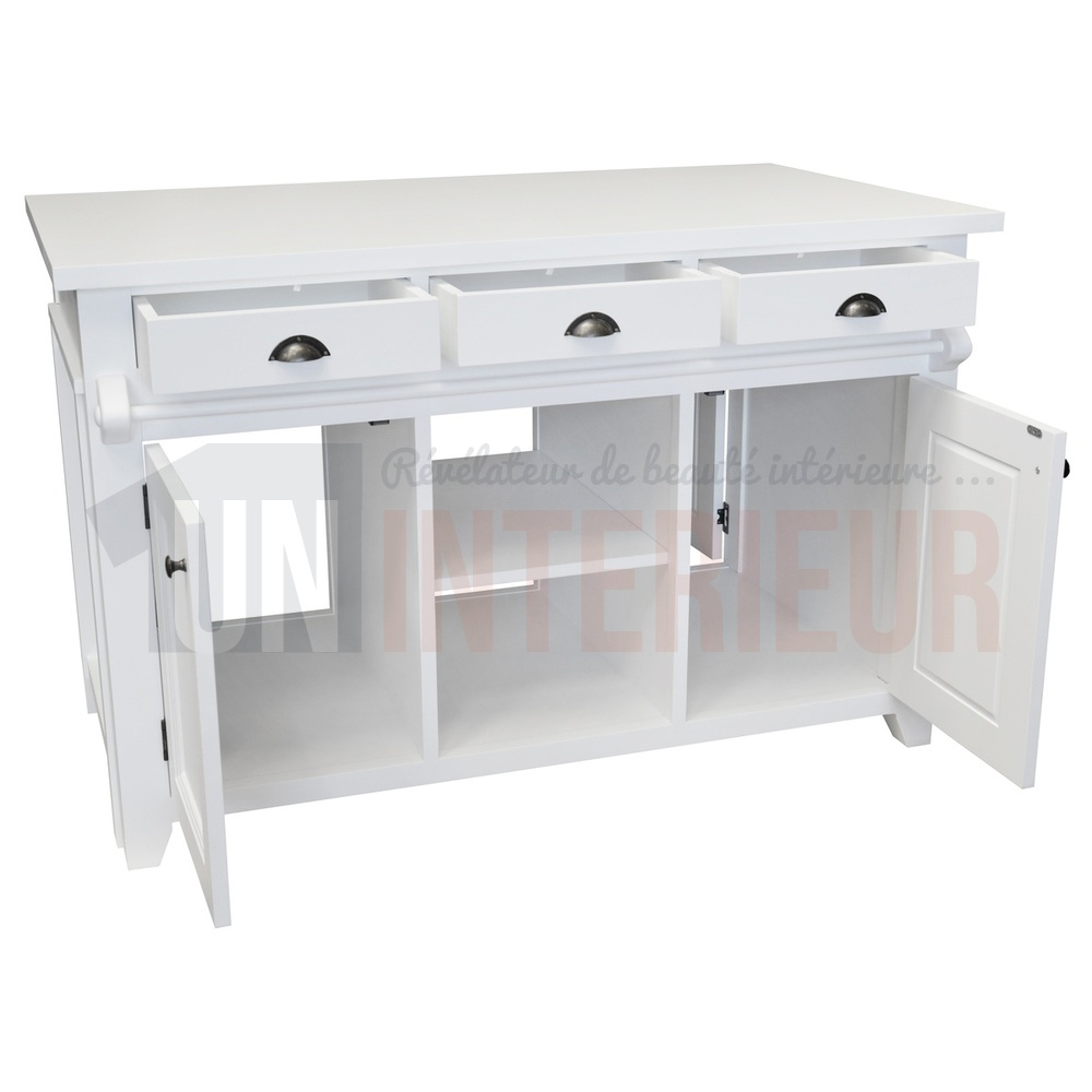 Table rabattable cuisine murale sobuy fwt02 w table for Table de cuisine murale
