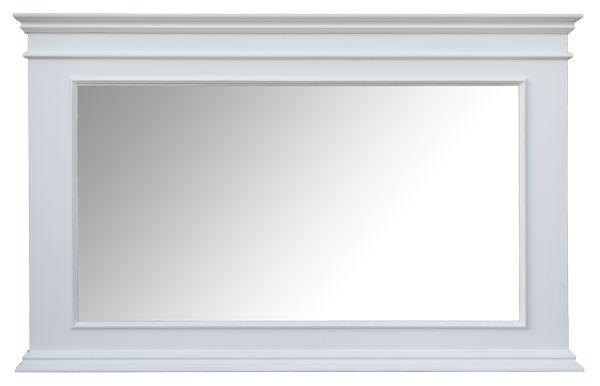 acheter grand miroir en pin massif salle de bain