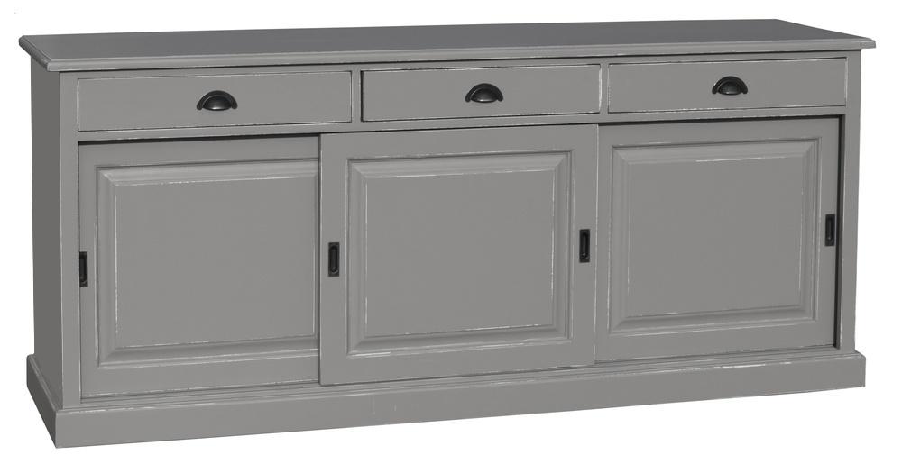 buffet en pin massif maison design. Black Bedroom Furniture Sets. Home Design Ideas