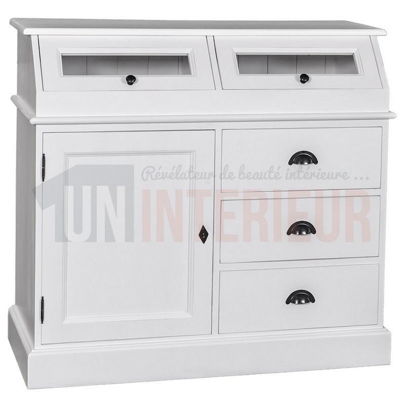 petit meuble apothicaire en pin bahut 1 porte. Black Bedroom Furniture Sets. Home Design Ideas