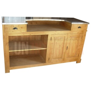 Bar sur-mesure en pin massif 190cm