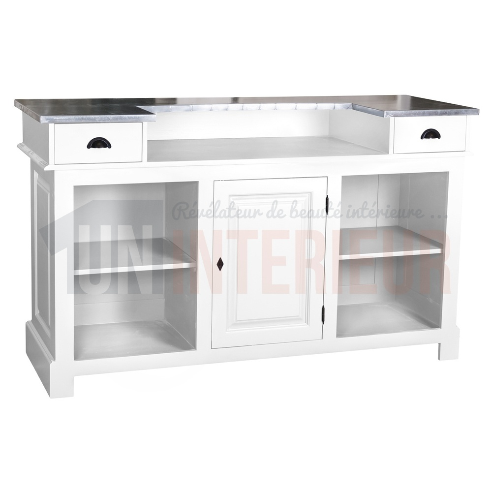 Meuble bar pour cuisine cool cheap table haute cuisine for Mini bar cuisine americaine